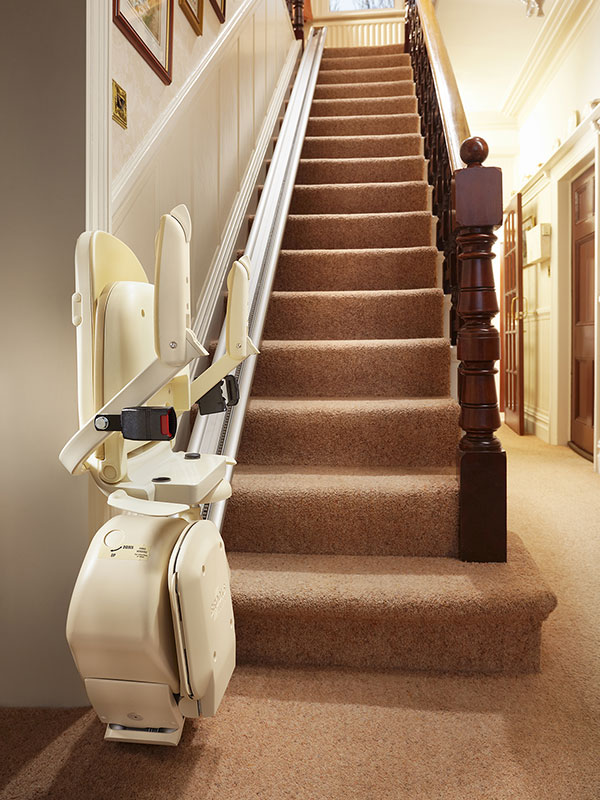 Brooks Original Stairlift - Sykes Stairlifts