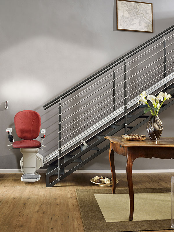 Platinum Simple and Straight - Sykes Stairlifts