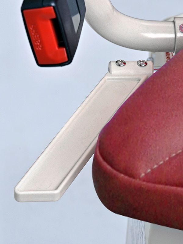 Platinum Curved Swivel - Sykes Stairlift